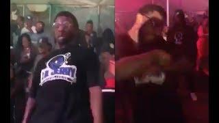 Gucci Mane Clone Is A Dancing Machine!!!