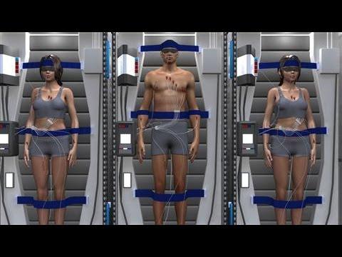 NASA Is Considering Deep Sleep for Human Mars Mission