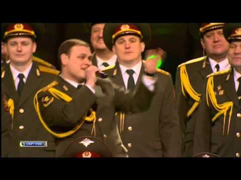 Хор МВД - Get Lucky на открытии Олимпиады 2014 \ Russian Police - Get Lucky on Olympic games 2014