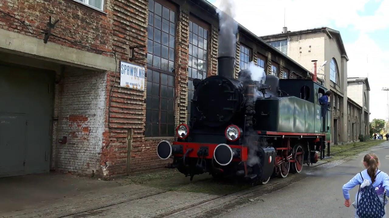 Piknik kolejowy w Oleśnicy / Parowóz