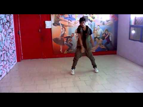 Neeraj Khare Solo Dance For Dharmesh Sir's Show dance Dil Se Audition At Ili Dance Academy video
