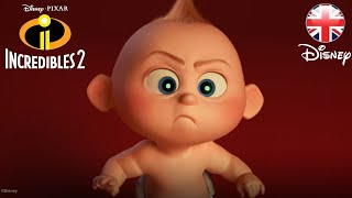 INCREDIBLES 2 | NEW TRAILER | Official Disney Pixar UK