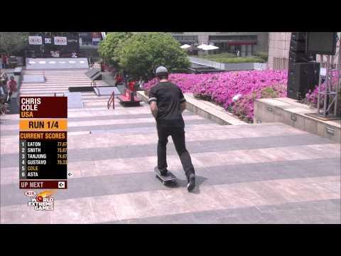 KWEG 2015 Show 8: Skateboard Street (60mins)