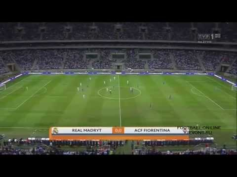 Real Madrid - ACF Fiorentina 1:2 Game review