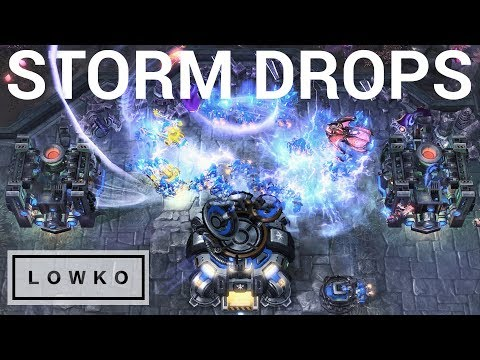 StarCraft 2: HIGH TEMPLAR DROPS! (TY vs Zest)