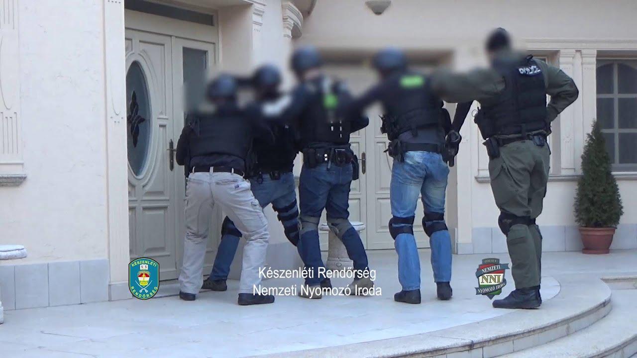 Elfogták a magyar bűnbandát: prostitúcióra kényszerítettek nőket - videó