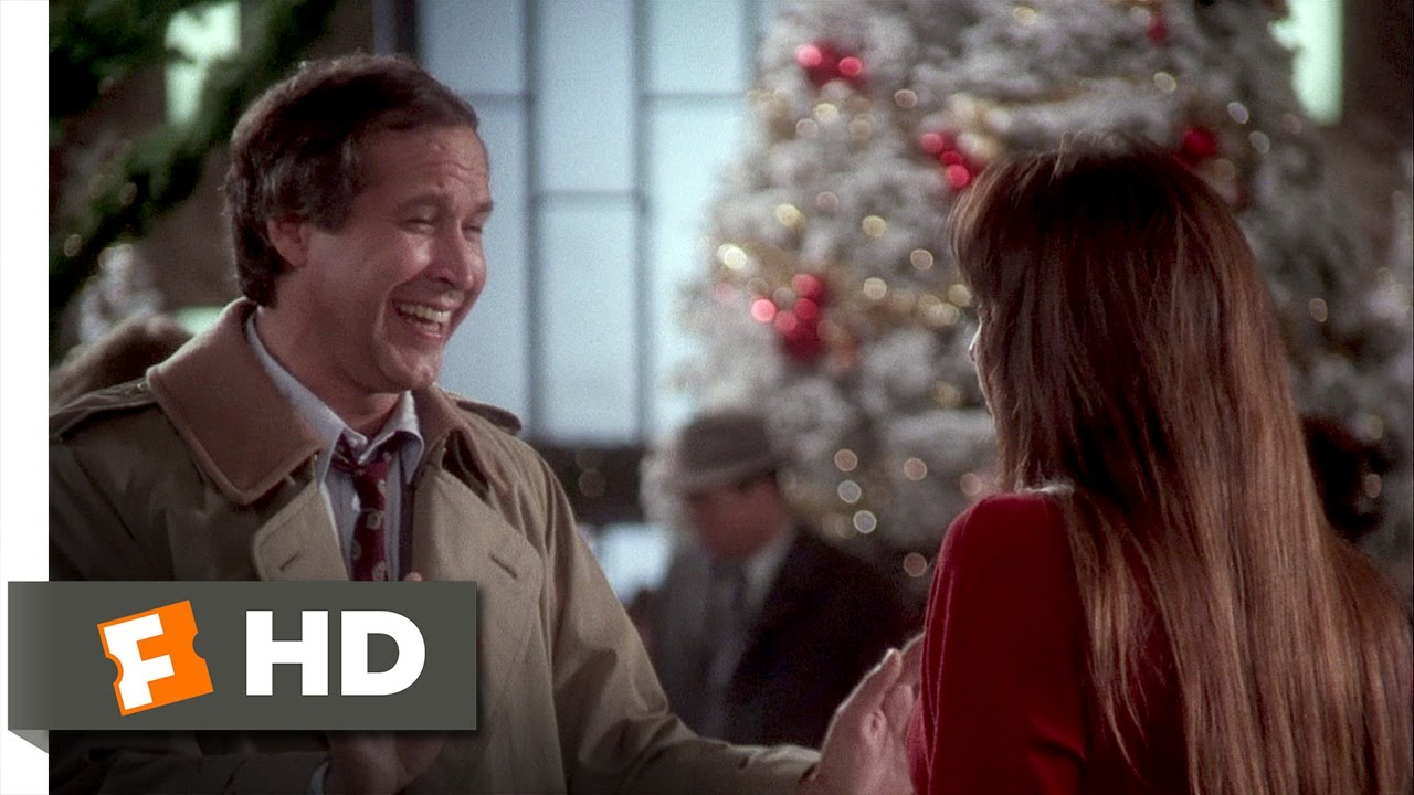 A Bit Nipply Out Christmas Vacation 4 10 Movie Clip