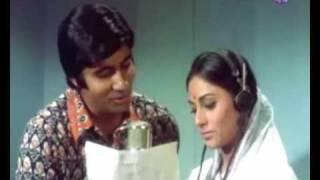 Abhimaan (1973): Loote Koi Man Ka Nagar