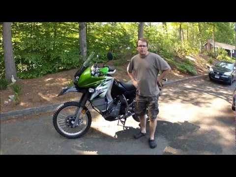 2008 Kawasaki KLR650. 20.000 Mile Extended Review