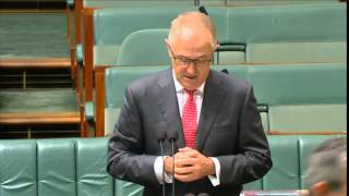 Second Reading: Data Retention Bill 2014