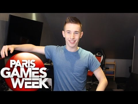 RDV à la Paris Games Week 2014, Facebook et Twitter
