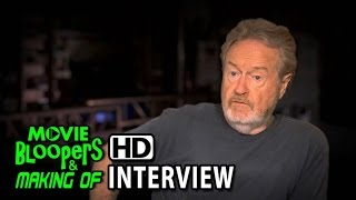 Exodus Gods And Kings (2014) Interview - Ridley Scott (Director)
