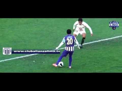 Mira los goles de  Gabriel Costa a León de Huánuco en 100 segundos