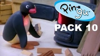PINGU PACK 10 Pingu Full Episodes HD