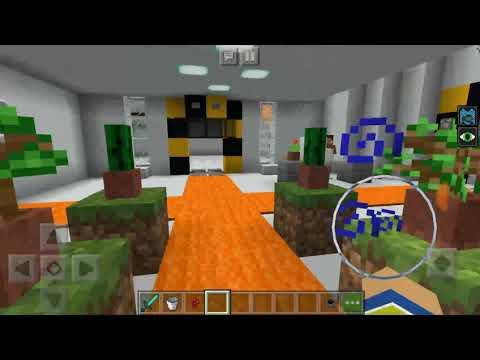 Minecraft Schwimmbad selbst gebaut und Mein Labor