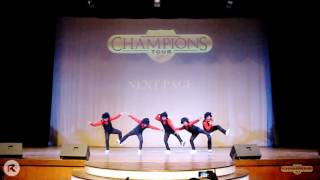 NEXT PAGE | CHAMPIONS DIVISION | 3RD PLACE CHAMPIONS TOUR 2017