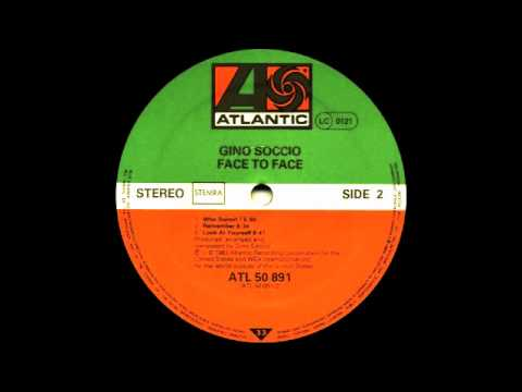 Gino Soccio - Remember (Atlantic Records 1982)