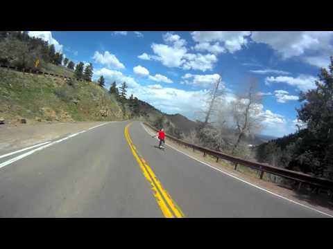 Longboarding: Colorado Raw Downhill