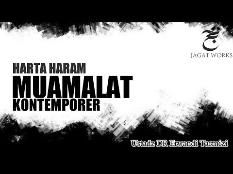 [LIVE] Harta Haram Muamalat Kontemporer - Ust. DR. Erwandi Tarmizi, MA
