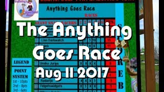 2017 08 11 Anything Goes Race