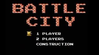Battle City [NES] 35 Levels Completed)