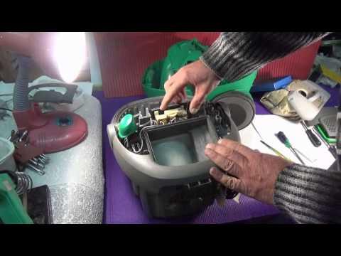 Ремонт пылесоса electrolux
