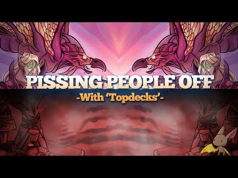 Pissed off people
