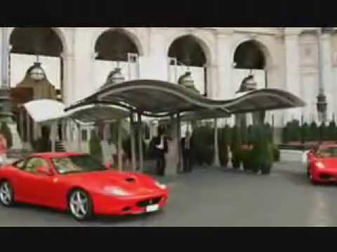 Red Travel Ferrari & Country Style Experience
