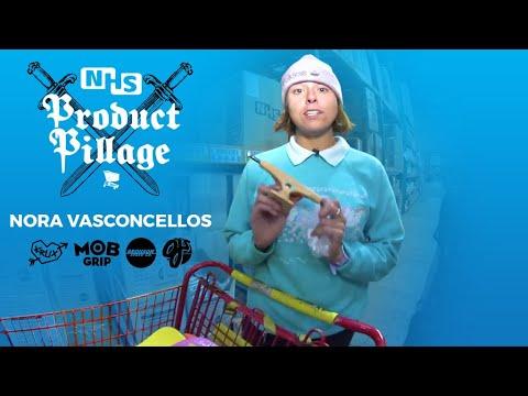 Nora Vasconcellos Donates ENTIRE Product Pillage To WHO?! | KRUX TRUCKS