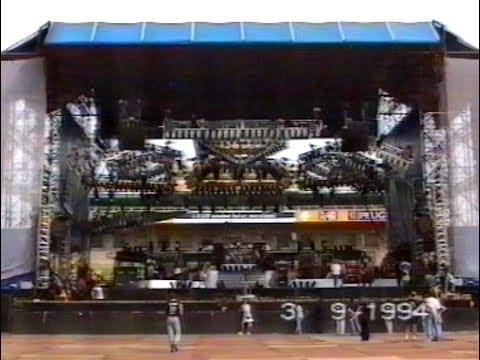 OMEGA (1994) Népstadion - részletek a főpróbáról