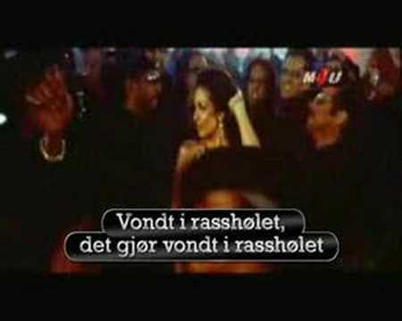 Welcome: Hoth Rasiley - Norwegian sub text