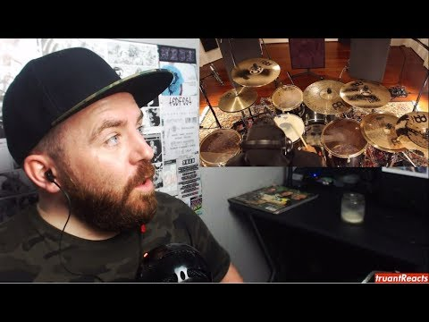 Anup Sastry - Titan - Drum Play Through - REACTION!