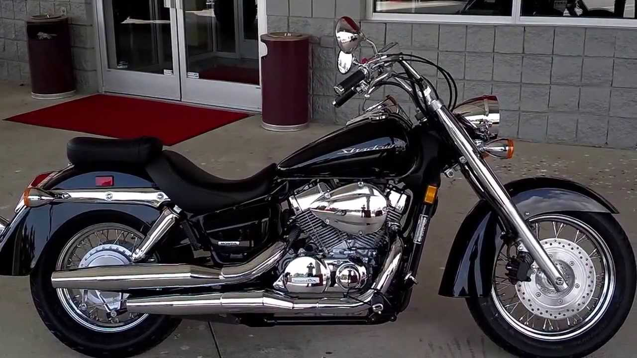 2013 honda shadow 750 aero sale at honda of chattanooga tn. Black Bedroom Furniture Sets. Home Design Ideas