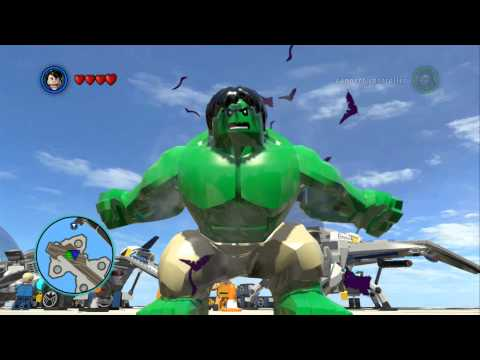LEGO Marvel Super Heroes - I'm Always Angry! Achievement