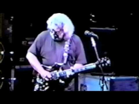 Jerry Garcia Band-Strugglin' Man (11-15-91)
