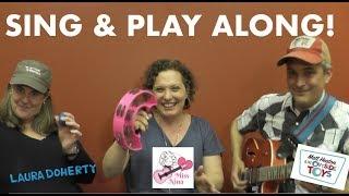 Children's Song: Mama Don't Allow  - with Miss Nina, Laura Doherty & Matt Heaton - Sing & Play Along