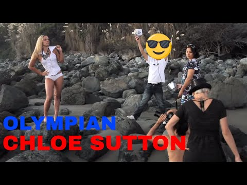 Olympic Swimmer Chloe Sutton - Photo Shoot Redux 2010