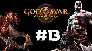 God Of War - Ghost Of Sparta #PPSSPP Android 60FPS #História Parte 13
