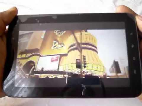 Samsung Galaxy Tab Gt-p1010
