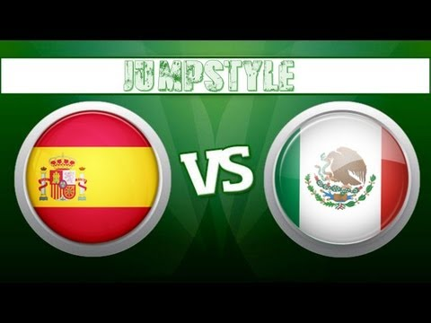 Mexico Vs EspaÑa - Jumpstyle video
