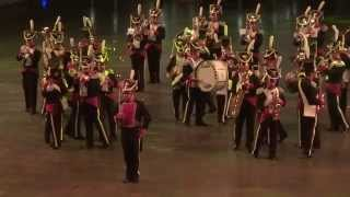 Berlin Tattoo 2015: Polish Military Band from Torun
