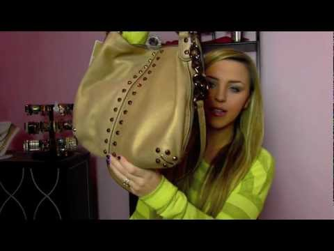 Michael Kors purse giveaway!