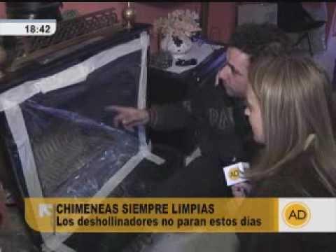 Chimeneas siempre limpias youtube - Chimeneas de cassette ...