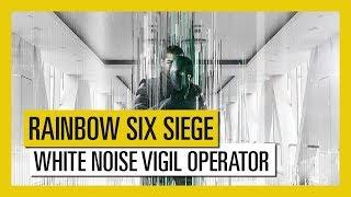 Tom Clancy's Rainbow Six Siege - White Noise: Vigil Operator