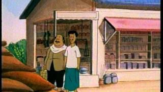 Too young to marry - Meena Cartoon (Nepali)