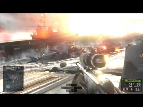 XFX Radeon HD 7850 - Battlefield 4 Single Player - HIGH Settings 1920x1080