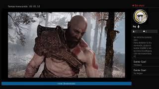 God of war!!! Transmisión de PS4 en vivo de ElYarib