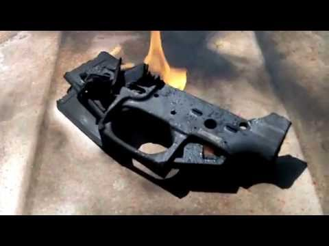 Torture Test- ATI OMNI Polymer AR15 Lower