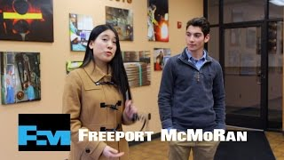 A Look Inside Freeport McMoran | a Copper company