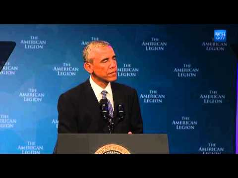 Veterans respond tepidly to Obama's foreign policy vision
